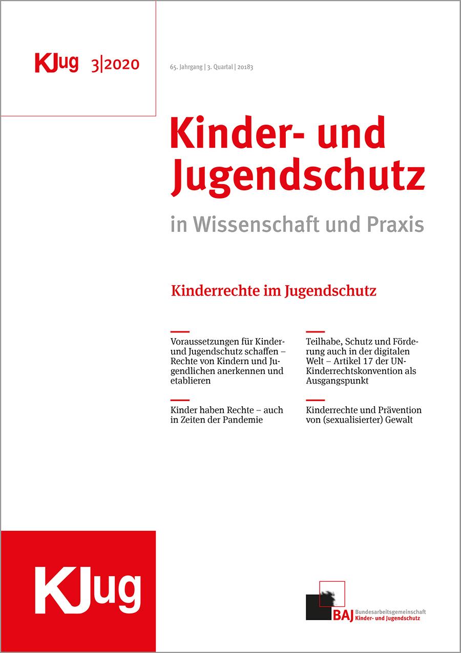 Zeitschrift Kinder- und Jugendschutz