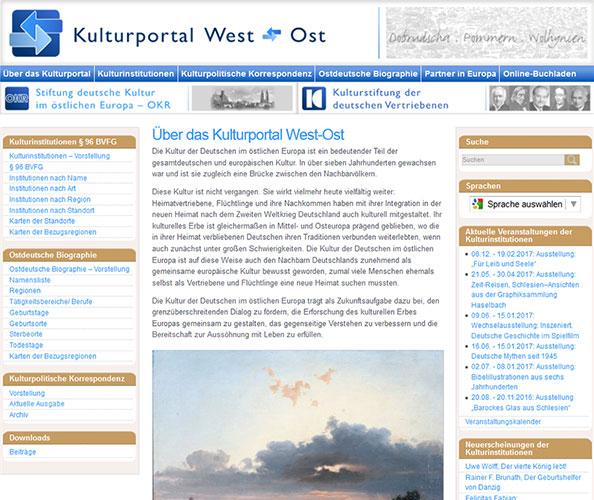 www.kulturportal-west-ost.eu
